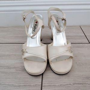 Womens RUBY high heels
